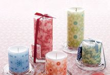 candles / by Tracy Galvan