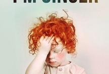 Redhead inspirations / On reconnait le rouquin aux cheveux du père, et le requin aux dents de la mère.  / by Mary Durieu