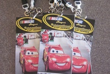 Cars Birthday Ideas / Gathering ideas for Ben's next birthday / by Hannah Carbonneau
