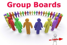 Group Boards / Placeholder board pointing to the group boards we're involved in. / by Your Social Media Company