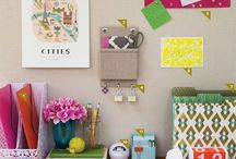 Home Office/Studio / by Michelle // Elegance & Enchantment