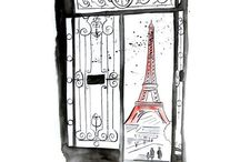 Paris / Paris, the most beautiful city in the world! / by Audrey Johns- Lose Weight By Eating