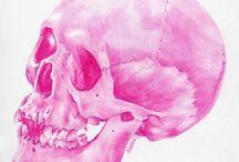 Skulls / by Hannah Jones