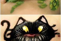 Face paint ideas / by Kimberly Dixon-Mayoh