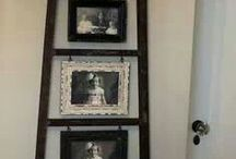 Picture Arrangement Ideas / by Marlene Kindred