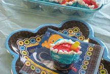 Sand, Sea & Baybeeeee! / We don't know the sex of the baby yet, but we DO know that we want an under the sea theme baby shower June 29th! :D / by Kimmy Tucker