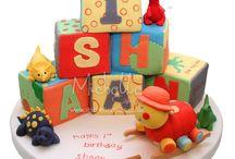Birthday Cakes Ideas / by Justyna Kacprzak
