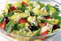 Healthy Recipes (Salads) / by Shelby Jennifer