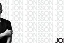 Jon Jonsson / by Epic Records