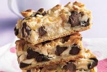 Food - Sweets - Bars and Brownies / by Cristy Verbenec
