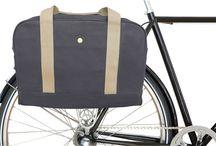 Linus Bike Bags / Moving to Seattle soon, so I could use a good bike bag! / by Amanda Hua