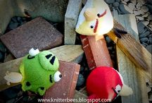 Angry Birds / by Cora Shaw