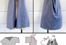 T-shirt Cutting Ideas / by Laurie Smith