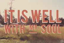 Author of my life, Savior of my soul / by Shelby Thomas