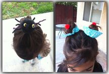Crazy Hair Day / by Heather McMullin