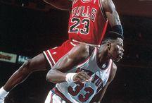 Basketball God / Jordan  / by Terry Flummer