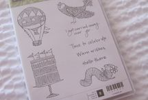 2015 Occasions Catalog Stampin Up / by Sarah Wills