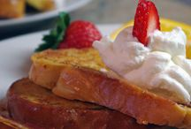 Breakfast / September is Better Breakfast Month! Check out these yummy breakfast treats. / by eHow