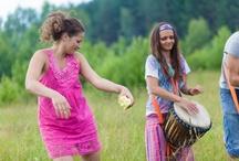 Drumming / by Susan Kraner