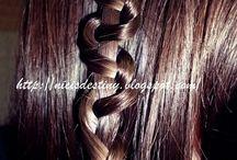 hair and style / by Aly Eddington