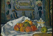 Cezanne, Childe Hassam, & Camille / by Tarie Arieffin
