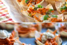 Tailgate food / by Allison VanderHorst