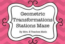 Geometry / by Debbie Burtnick-Spencer
