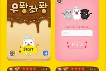 Game User Interface (UI) / by Ana