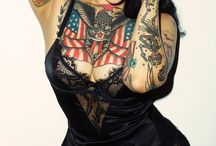 #Tattoo Central group board / Tattoos from everywhere!  xx / by Ben Stonehouse