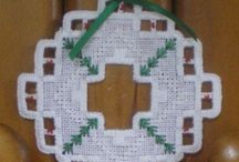 Hardanger Patterns - Christmas / by Connie Carstens