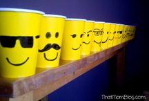 Emmitt's Lego Party / by Jennifer Cario