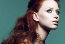 Redheads: Judith Bedard / Fashion model Judith Bedard. / by Alison Emmert