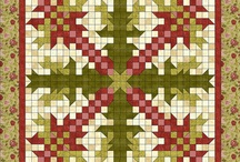 quilts-paper pieced / by barbara strange