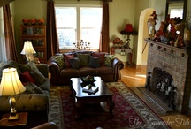 1929 Living Room / by The Lavender Tub - Ellie
