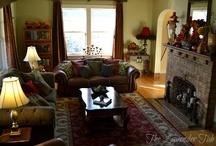 1929 Living Room / by The Lavender Tub - Ellie