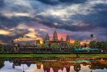 Cambodia / by Maria Es