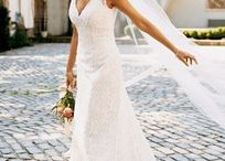 Wedding Dress Styles / by Erica Rodrigues