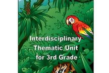 3RD GRADE RESOURCES / by Tammi McDonald