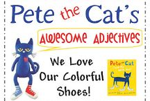 pete the cat! / by Angie Moore