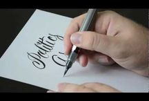 Lettering  / by Pentel of America