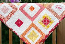 Quilt Ideas / by Janet O'Brien