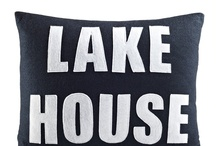 Lake House / My friends and I have an imaginary lake house. This is what it looks like. / by Jolie Kerr
