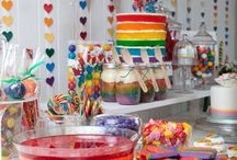 Birthday Party Ideas For Kelyn / by Taryn Bain