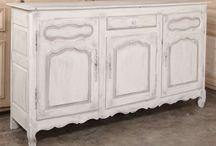Furniture~Buffet~Sideboard / by Art by Wietzie