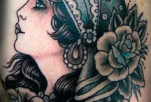 We love tats / by ☂