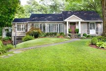 major curb appeal / by Gail D.