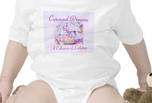 MoonDreams Baby Gifts / Baby gifts with our MoonDreams Music designs and logos / by MoonDreams Music Recording Group, LLC