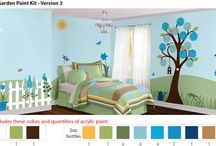 kid's rooms / by Dawn Downs