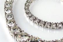 DIAMONDS / Diamonds truly are a girl's best friend!! / by Claudia Garcia