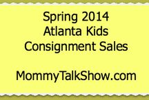 Atlanta Kids Consignment Sales / by Mommy Talk Show